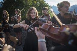 L'Orchestre des jeunes de Fribourg en fête