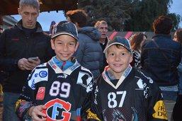 HC Fribourg-Gottéron - HC Ambri-Piotta: les images des fans