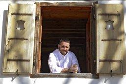 Romain Paillereau élu cuisinier romand de l'année