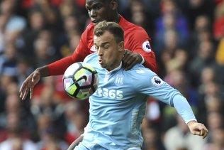 Premier League: Shaqiri double buteur