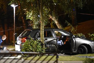 Quatre hommes blessés dans une fusillade à Malmö