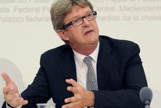 Le procureur de la Confédération Stefan Lenz quitte ses fonctions