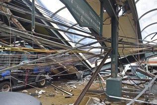 Un train défonce une gare proche de New York, un mort à déplorer