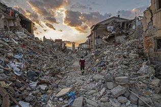 Séisme d'une magnitude 5,4 dans le centre de l'Italie, senti à Rome
