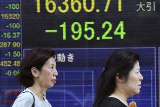 Bourse de Tokyo: le Nikkei finit en baisse de 0,07%