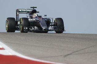 GP des Amériques: Hamilton partira devant