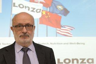 Lonza est en bon chemin dans sa recherche d'un nouveau président