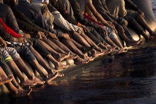 Nouvel afflux de migrants au large de la Libye