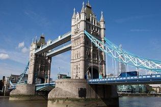 Tower Bridge, emblème de Londres, fermé aux voitures pou trois mois