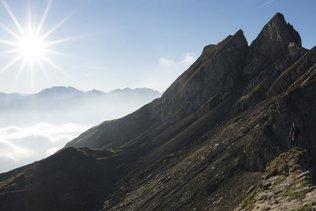 La Suisse sous le signe de l'été indien