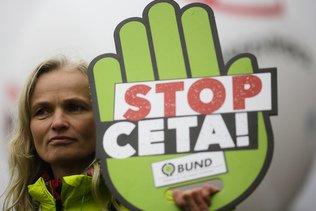 La Belgique a jusqu'à lundi soir pour soutenir l'accord CETA