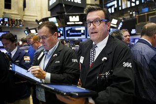 La Bourse de New York finit en légère baisse mardi