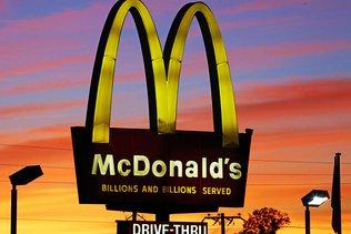McDonald's: résultats meilleurs que prévu au 3e trimestre