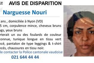 Une jeune femme de 26 ans a disparu à Nyon