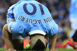 Manchester City: Agüero dans la tourmente