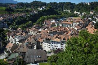 Fribourg accueille ses nouveaux venus