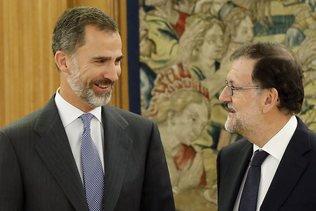 Espagne: Rajoy chargé par le roi de former un nouveau gouvernement