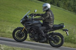 Une moto séquestrée