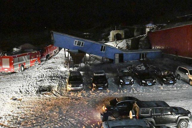Plus de 50 mineurs tués dans des coups de grisou en Chine