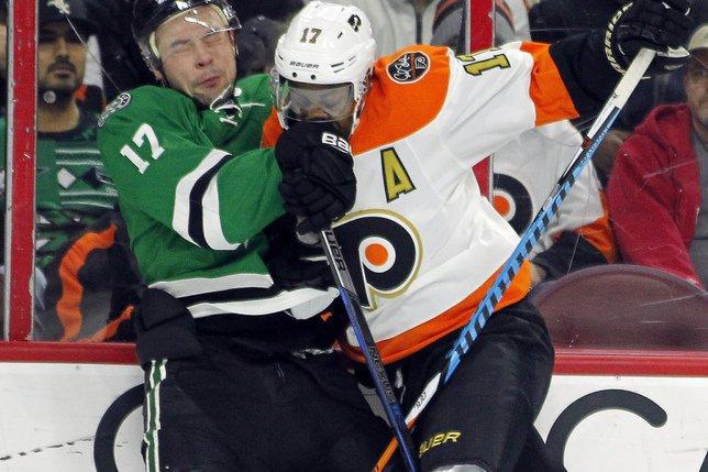 Huitième succès de suite pour Streit et les Flyers