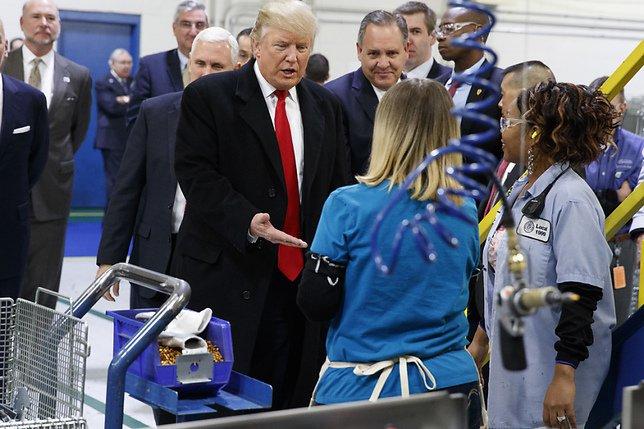 Donald Trump veut nouer le contact avec la Suisse