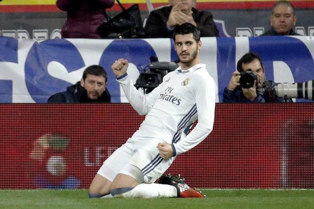 Liga: 35 matches sans défaite pour le Real Madrid
