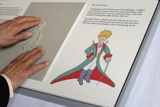 """Un exemplaire du """"Petit Prince"""" vendu pour quelque 90'000 euros"""