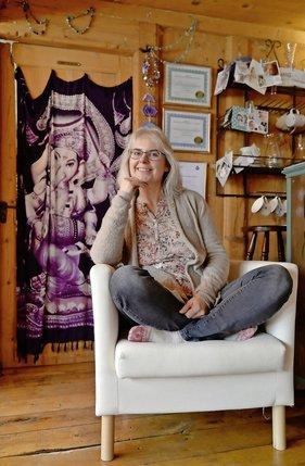 Après des ouvrages sur la détox et le yoga, Isabelle Van Wynsberghe vient de publier un roman.  © Vincent Murith