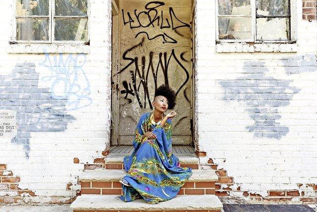 La «rétropop nubienne» de la chanteuse Alsarah fait partie des découvertes world du prochain Cully Jazz.  © Nousha Salimi