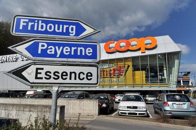 Eviter les supermarchés durant un mois: un défi compliqué? © Vincent Murith/Photo prétexte
