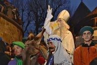 Près de 30'000 personnes sont venues pour Saint-Nicolas