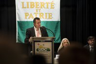 Jacques Nicolet sera le candidat de l'UDC au Conseil d'Etat