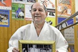 La «tronche» du judo fribourgeois