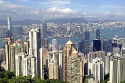 Un bon bain de démesure à Hong Kong
