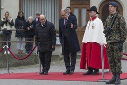 Le ministre français de la Défense à Fribourg