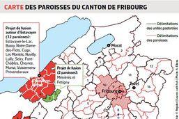 Les paroisses à l'heure de la fusion