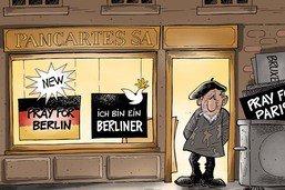 Aujourd'hui Berlin. Et après?...