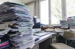 Plus de la moitié des employés sont «souvent stressés» au bureau