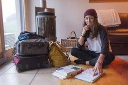 Mathilde Gremaud, talent du ski suisse