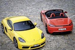 Changement de paradigme chez Porsche