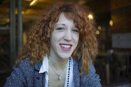 Angélique Eggenschwiler, chroniqueuse et maintenant écrivaine