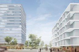 Givisiez: un nouveau centre de la localité se dessine