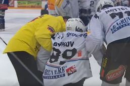 Marco Maurer «prend» deux matches pour sa charge sur Bykov
