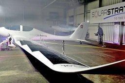 SolarStratos a déployé ses ailes