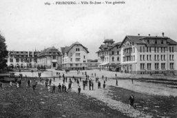 Quand Saint-Exupéry vivait à Fribourg