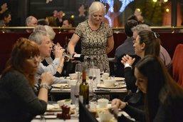 Nouvel An au restaurant «Le Dzodzet»