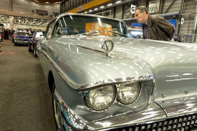 Les vieilles voitures ont cartonné