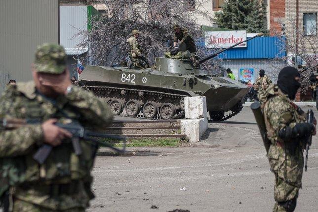 Kiev interdit une émission russe de chasse et de pêche