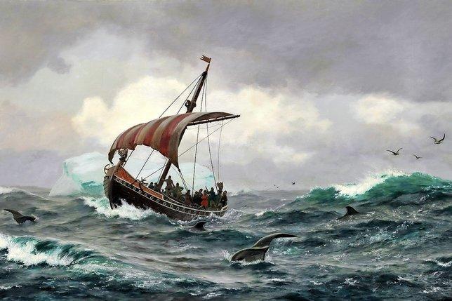 A la conquête de la mer des ténèbres
