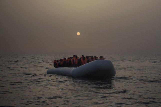 Rome dit avoir secouru 2500 migrants en mer en trois jours
